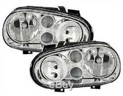 Lights Lights Before Vw Volkswagen Golf 4 Gti Tdi Sdi 9 Right Left Fog