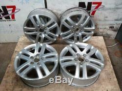 Lot 4 Alloy Wheels Volkswagen Golf 6 1.6 Tdi 16v Turbo / R38507734