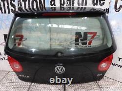 Malle/hayon Arriere Volkswagen Golf 5 2.0 Tdi 16v Turbo /r19652512