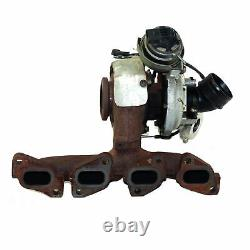 Original Turbo Turbocharger 03l253010f Vw CC B7 Golf 6 VI Audi A3 8p 2.0tdi