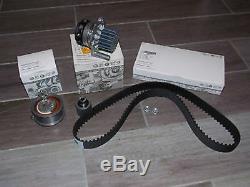 Original Vw Golf Passat 1.9 Tdi 1.4 Distribution Kit Belt The Water Pump