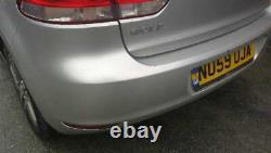 Rear Bumper Volkswagen Golf VI 1.6 Tdi (105 Cv) 2009 1525326