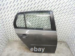 Right Rear Door Volkswagen Golf 5 2.0 Tdi 16v Turbo /r18165249