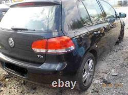 Right Rear Door Volkswagen Golf 6 2.0 Tdi 16v Turbo /r41519468