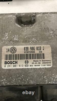 Starter Kit Volkswagen Golf 4 1.9 Tdi 8v Turbo /r49185189