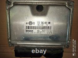 Starter Kit Volkswagen Vw Golf Mk4 4 IV 1.9 Tdi 150 CV 0281010976 145,000