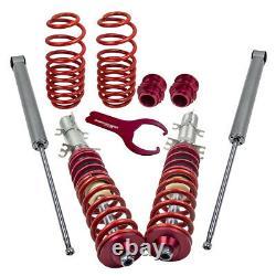 Threaded Combinations Suspension Kit For Vw Volkswagen Golf IV 1.9 Tdi Spring Struct
