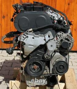 Tp Engine Volkswagen 2.0 Tdi Bmn Golf Touran Audi Seat Skoda 81tkm Complete