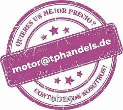 Tp Engine Volkswagen 2.0 Tdi Cun Cuna Golf VII Skoda Audi Seat 78tkm Unkomplett