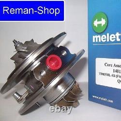 True Melett Turbo Cartridge A3 Leon Golf Jetta 1.6 Tdi 75/90/105 Ch