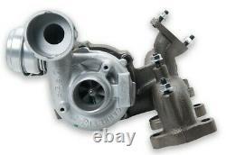 Turbo Garrett Tested And Controlled 1.9 Tdi 150 CV 721021 Volkswagen Bora