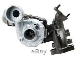 Turbo New Garrett 1.9 Tdi 130 HP 720 855 Vw Golf IV Bora Jetta IV