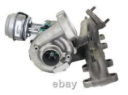 Turbo Nine 1.9 Tdi 110-130-150 CV 716860 716213 Volkswagen Bora Golf IV