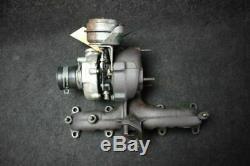 Turbo Turbocharger Garrett Vw Golf IV Variant (1j5) 1.9 Tdi