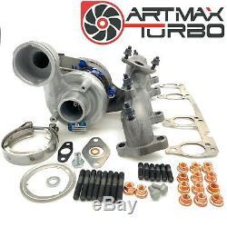 Turbo Vw Audi Seat Skoda 1.9 Tdi 77 Kw 105 HP Bkc Bjb Bxe Bru 038253014g