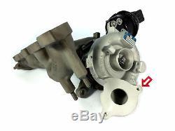 Turbocharger Audi Vw Skoda 2.0 Tdi 103 Kilowatts Cbab 03l253019j 03l253056a