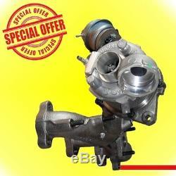 Turbocharger Golf Passat B6 Superb Leon 2.0 140 HP Bmp Bmm 765 261 756867-1