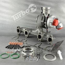 Turbocharger Vw Golf Touran Seat Leon 1.9 Tdi 77kw 105 HP Bls 03g253014m