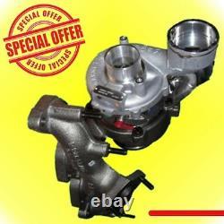 Turbocompressor 2.0 Tdi Bkd Azv 724930-1 03g253010j 03g253014h 03g253019a