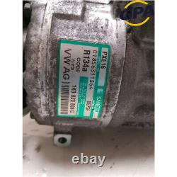 Used Air Conditioning Compressor Volkswagen Touran 2.0 Tdi 16v Ref. 1k08208