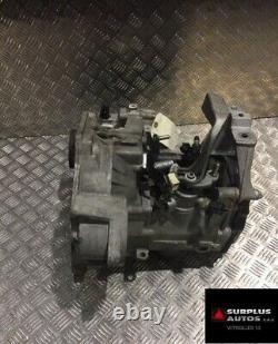 Used Speed Box Meca 5rap Volkswagen Golf IV 1.9l Tdi An 2001/ Egs