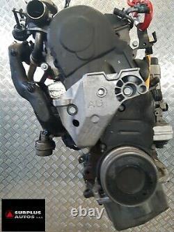 Volkswagen Golf IV 1.9l Tdi 100cv Full-hand Engine In 2003/ Atd
