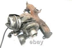 Vw Golf 4 Bora Turbocharger Turbo 1.9 Tdi 74kw 101ps Axr 038253016n