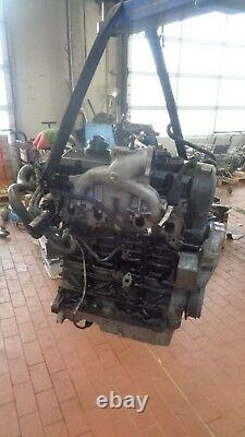 Vw Golf 4 IV Bj. 03 Axr Engine With Harness 1.9 Tdi 74 Kw (170.794 Km) Lager4r3