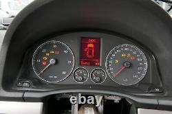 Vw Golf 5 1k 5m Plus Tachymeter 1k0920872k 1.9 Tdi 2.0 Tdi Diesel 224,000