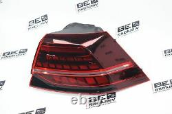 Vw Golf 7 5g 2.0 Tdi Kit Dynamic Led Rear Lights 5g0945208g