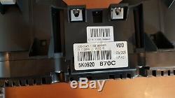 Vw Golf VI (6) 2.0 Tdi 110 HP Startup Kit Ecu Bosch Set 03l 906 022 MC