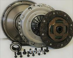 Vw Passat (3c2) 2.0 Tdi Clutch Set & Steering Kingdom Mass 2008 To 2010 Cbdc