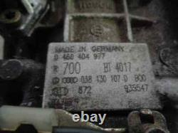 038130107d pompe à injection volkswagen jetta a4 1.9 tdi bosch 3460961