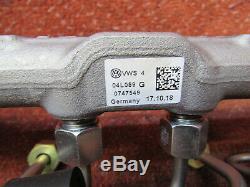 04L130277AC Système D'Injection Complet 2,0 Tdi Vw Golf 7 Passat B8 Tiguan II