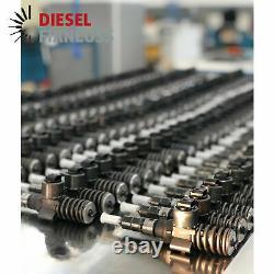 4x Audi A6 2.0 Tdi Bosch Diesel Carburant Injecteur 0414720404 0414720402 VW