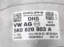 5K0820803A Compresseur Air Conditionné VOLKSWAGEN Scirocco 2.0 Tdi Lim 1278436