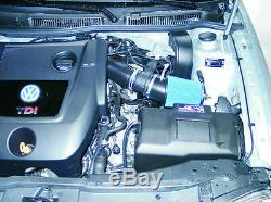 Admission directe Volkswagen Golf 4 Cabrio 1,9 TDI + 4x4 01-2007, JR Filters