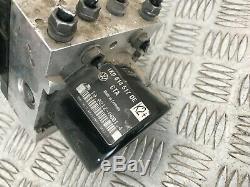 BLOC HYDRAULIQUE POMPE ABS VOLKSWAGEN GOLF VI 1.6L TDI Réf 1K0614517DE