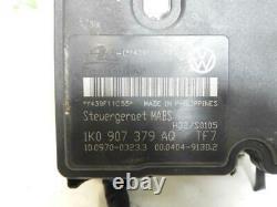 Bloc ABS (freins anti-blocage) VOLKSWAGEN GOLF 6 2.0 TDI 110 Dies/R35124158