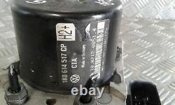 Bloc hydraulique ABS ATE VOLKSWAGEN Golf VI (6) TDI Réf 1K0907379BE