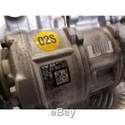 Compresseur de climatisation occasion VOLKSWAGEN GOLF 2.0 TDI réf. NC608194360 6