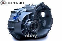 Échange Getriebe Seat Altea 5P / Altea XL 2.0 Tdi 6-Gang Kdm