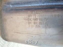 Filtre à particules FAP 1K0131723P Volkswagen VW Golf VI 2.0 TDi 2010 170 CV