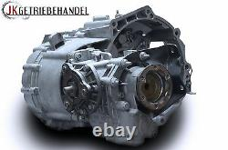 Getriebe VW Skoda 4Motion 4X4 2.0/1,6 Tdi Nfq 6-GANG Avec Renvoi D'Angle