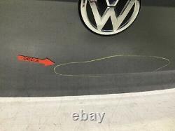 Gris LR7H Hayon / Hayon, Capot Arrière VW Golf VII (5G1, BQ1, BE1, BE2) 1.6 Tdi 85