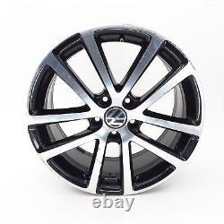 Jante alu VW GOLF VI 6 5K1 2.0 TDI GTD 1x jante 7,5J x18 H2 ET51