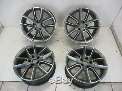 Jantes en Alliage Lot 7,5Jx18H2 et 51 18Zoll VW Golf VI (5K1) 1.6 Tdi 5E0601025