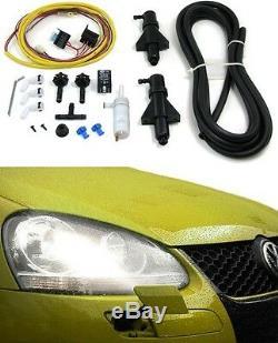Kit Lave Phare Hella Avec Ou Sans Xenon Hid Vw Volkswagen Golf IV 4 1.9 Tdi 150
