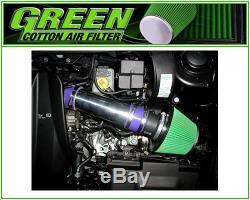 Kit air admission directe Speed R Green Volkswagen Golf 4 1,9L Tdi 150Cv 42430