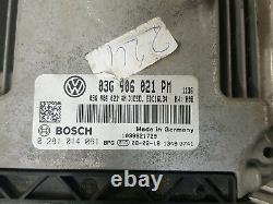Kit démarrage complet neiman compteur Volkswagen Golf 5 V 1.9Tdi 105ch type BXE